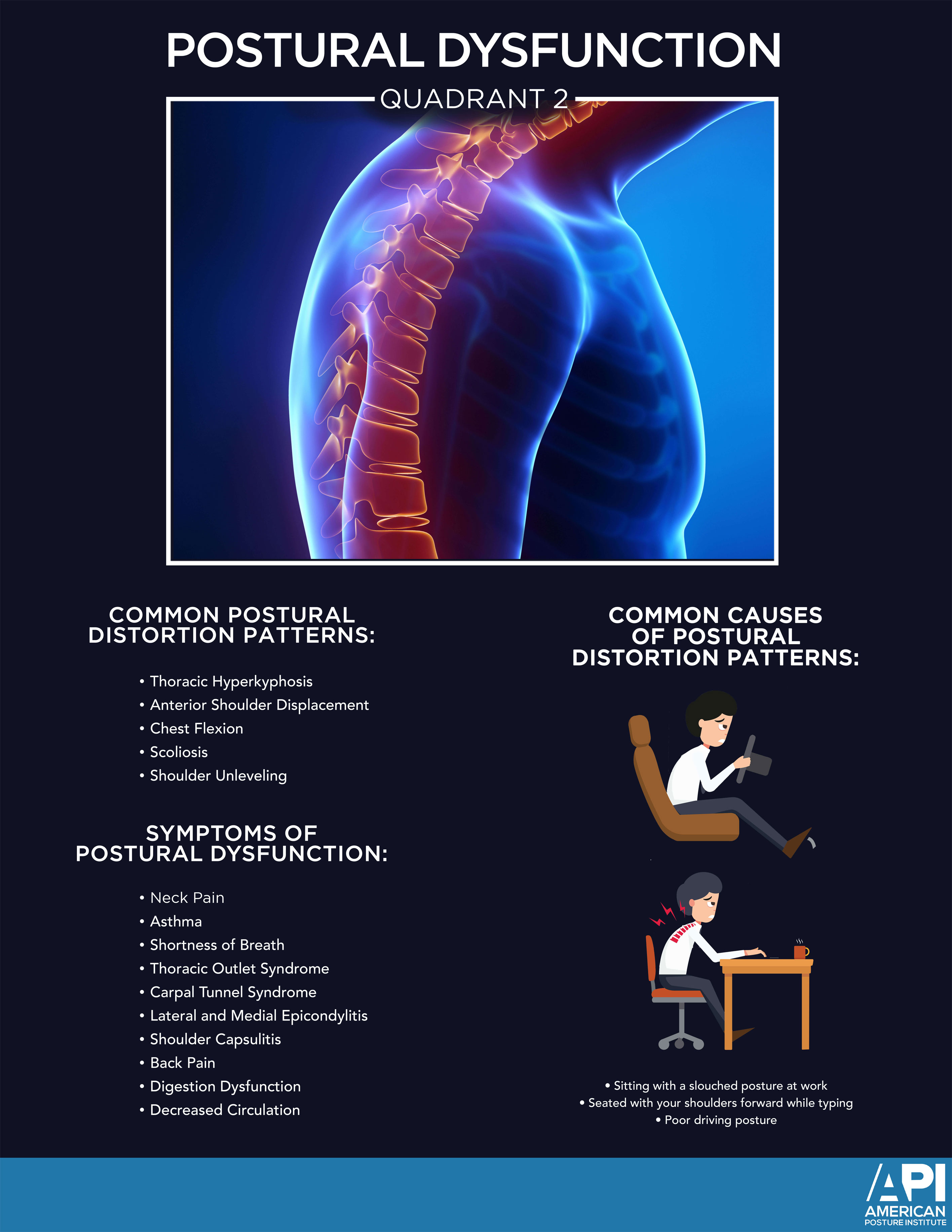 Postural Dysfunction Quadrant 2 Poster